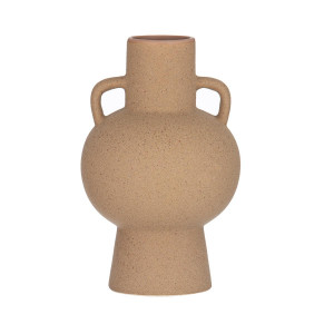 SAHARA VESSEL 15X24CM in mustard by OzDesignFurniture, a Vases & Jars for sale on Style Sourcebook