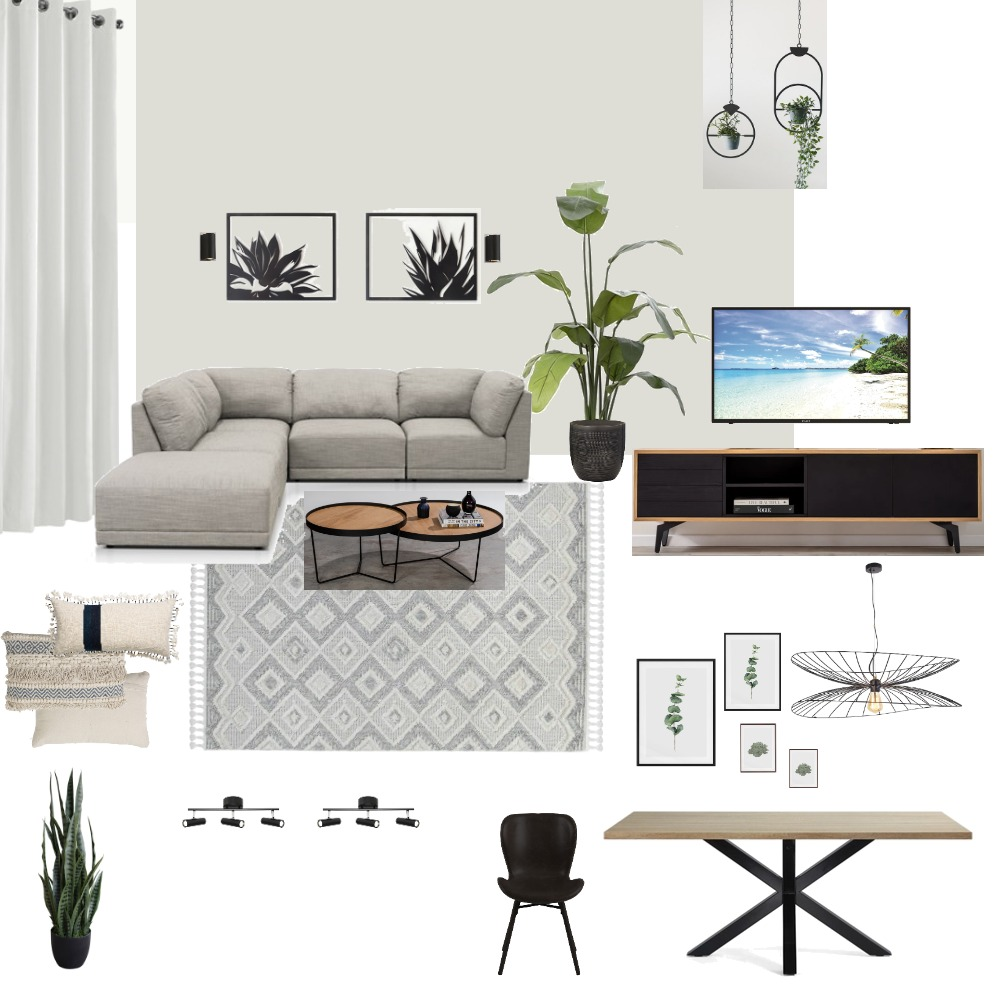 Y & A LIVING Interior Design Mood Board by SOFIA on Style Sourcebook