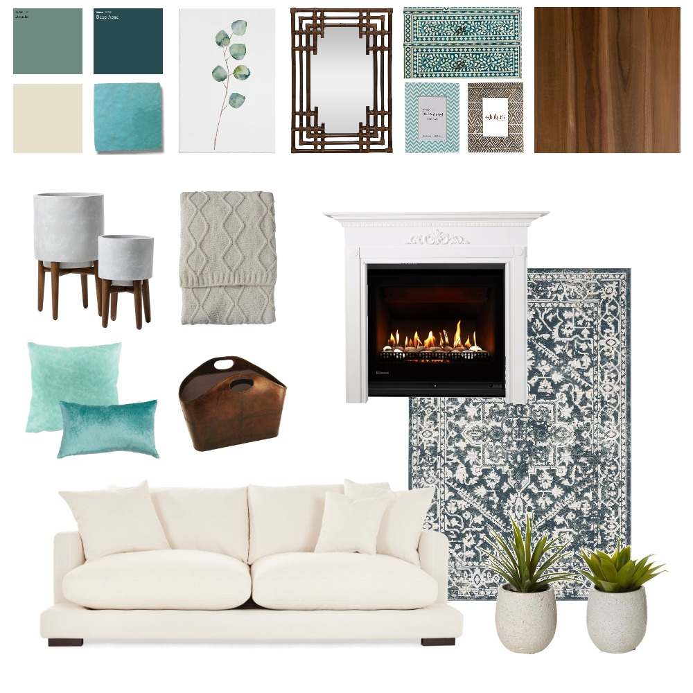Mom family room version 1 Interior Design Mood Board by jroberge on Style Sourcebook