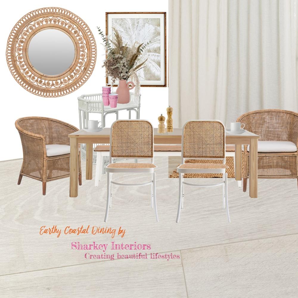 earthy coastal dining Interior Design Mood Board by sharkeyinteriors on Style Sourcebook