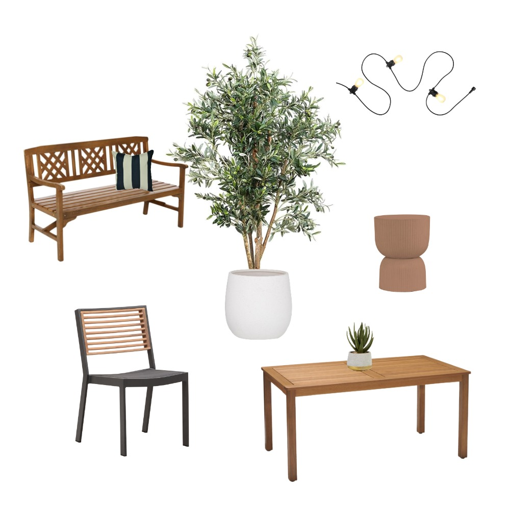Berta's back deck3 Interior Design Mood Board by SarahKelly on Style Sourcebook