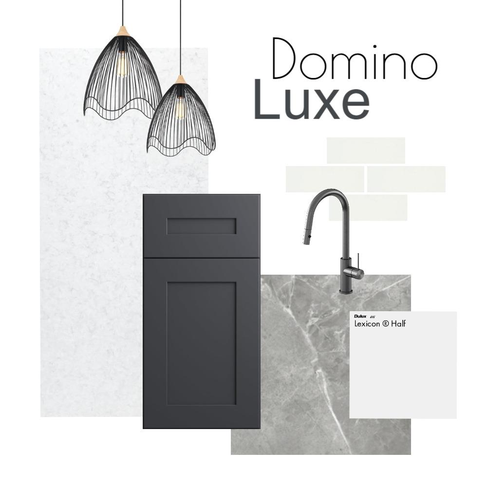 Domino Luxe Interior Design Mood Board by swoop interior design on Style Sourcebook